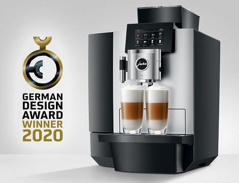 JURA X10 German Design Award 2020