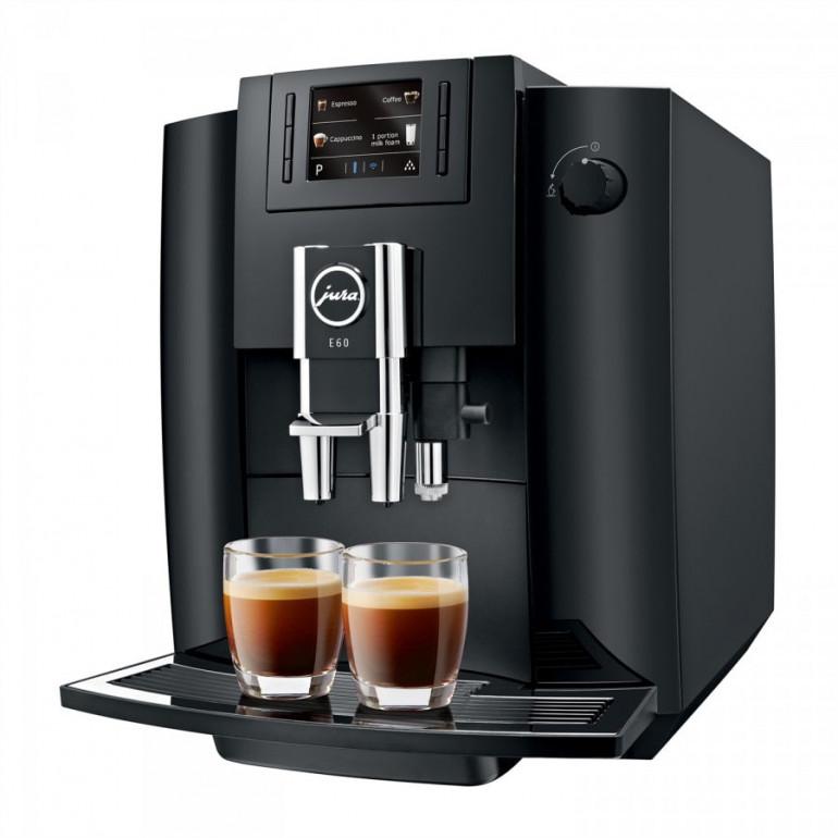 Kávovar JURA E60 - Okamžitá expedice zboží