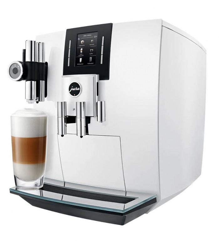 Kávovar JURA J6 - Piano White - Okamžitá expedice zboží