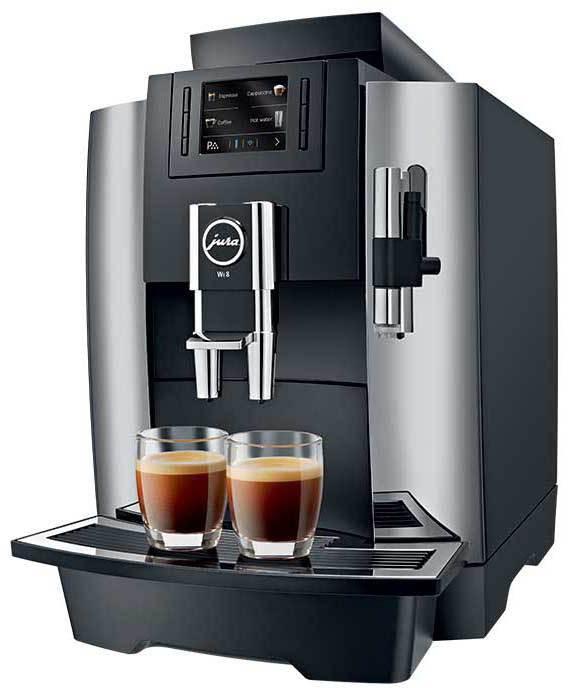 Kávovar JURA WE8 - Okamžitá expedice zboží