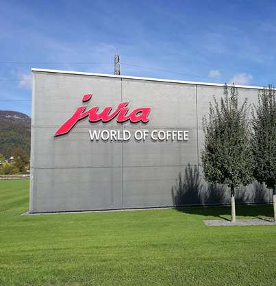 Jura - world of coffee